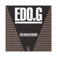 "<!--020130813058760-->EDO.G - 'The Great Divide/ The Great Divide (Remix)' [(Purple) 7"" Vinyl Single]"