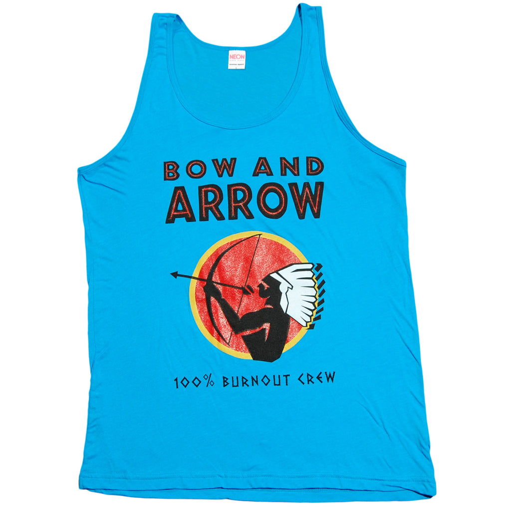<!--2012062600-->Bow+Arrow - 'American Arrow' [(Light Blue) Tank Top]