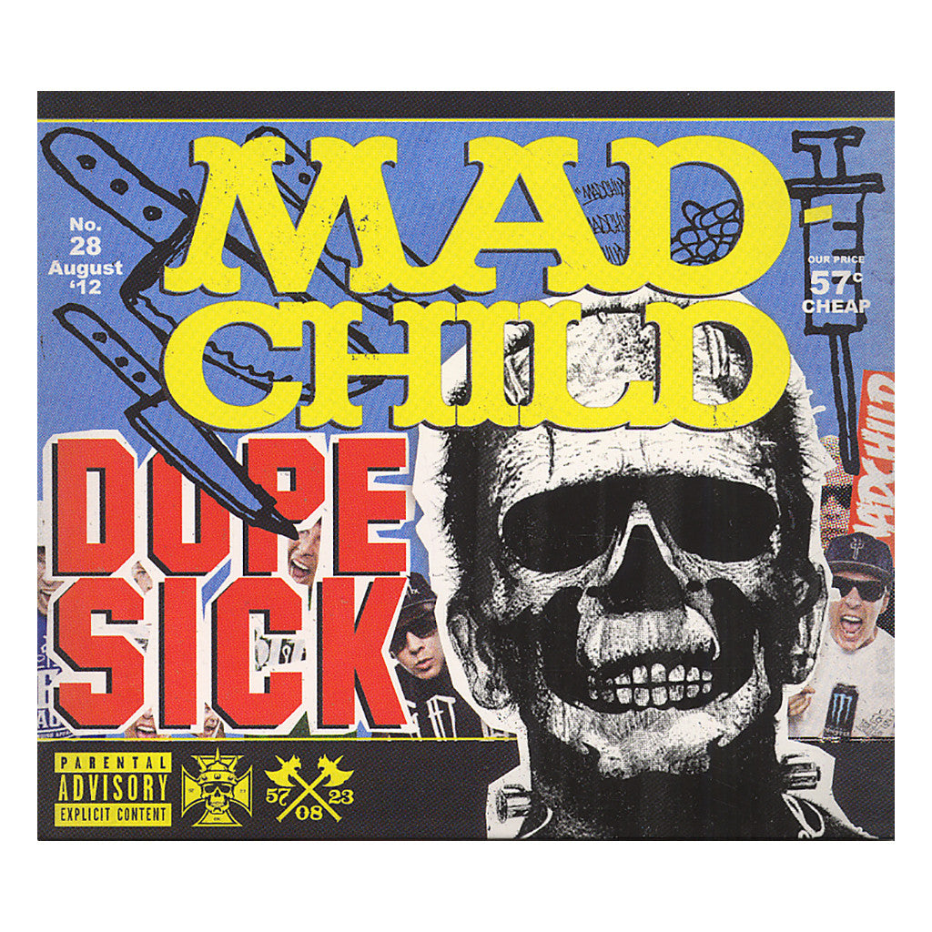 <!--2012082555-->Madchild - 'Dickhead' [Streaming Audio]