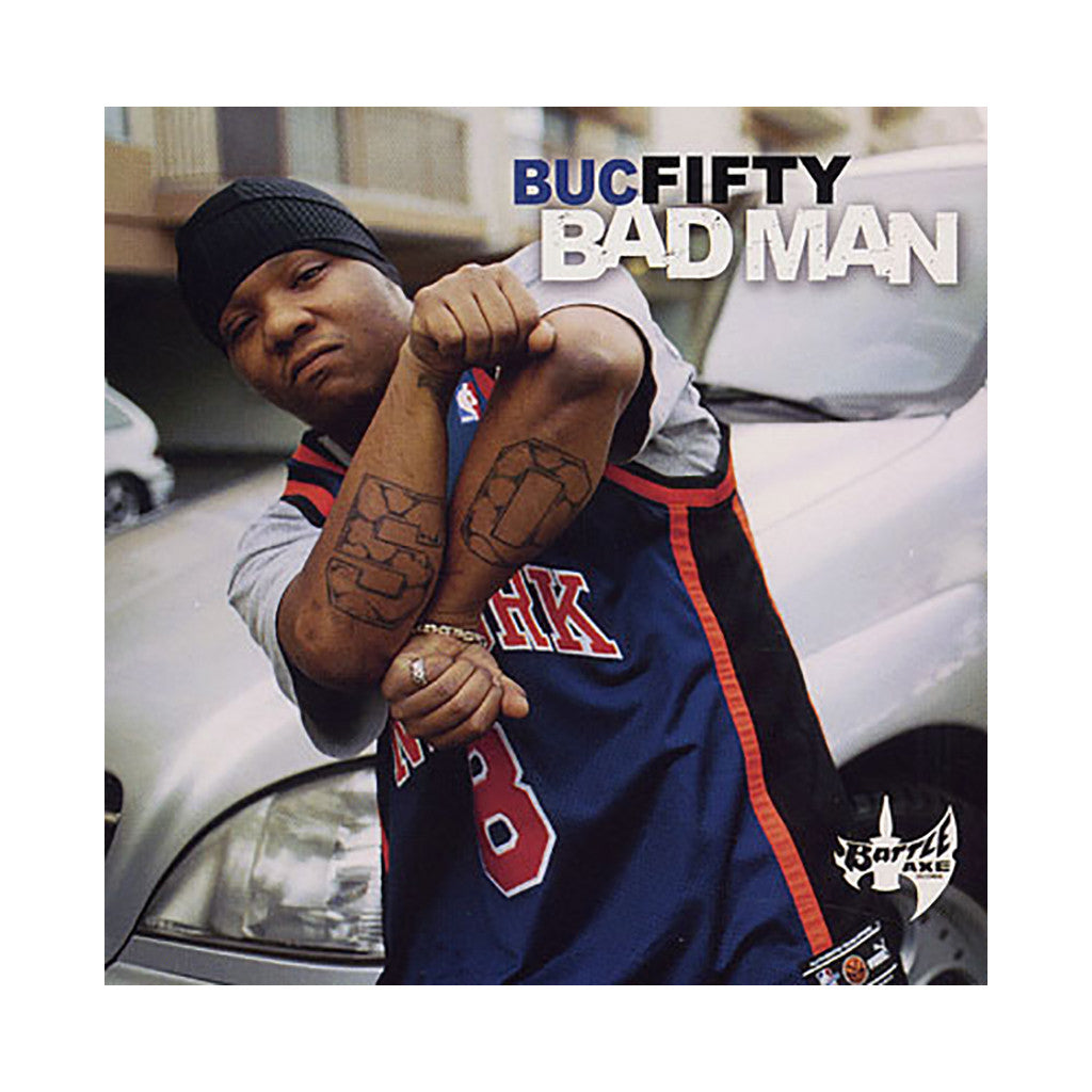 <!--020020813012493-->Buc Fifty - 'Bad Man' [CD]