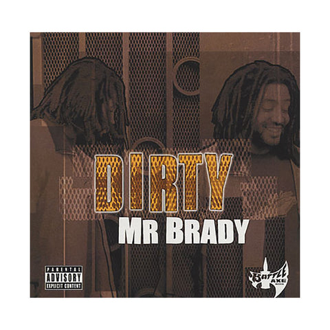 Mr. Brady - 'Dirty' [CD]
