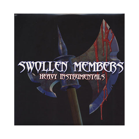 Swollen Members - 'Heavy (Instrumentals)' [(Black) Vinyl [2LP]]