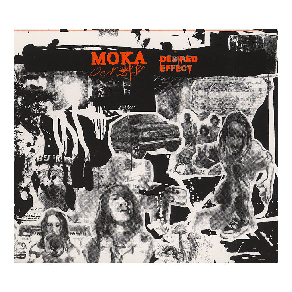 <!--120061003006086-->Moka Only - 'Desired Effect' [CD]
