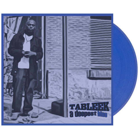 Tableek - 'A Deepest Blue' [(Blue) Vinyl LP]
