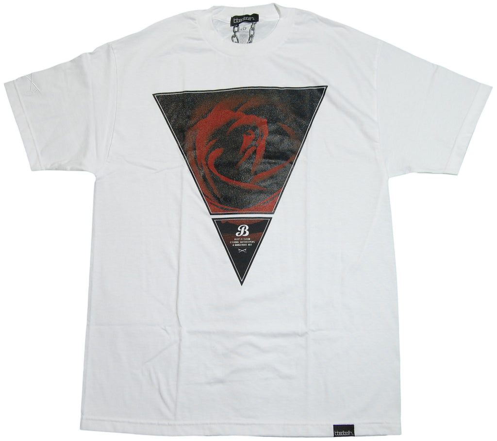 <!--2011050320-->Bloodbath - 'Life Love Death' [(White) T-Shirt]