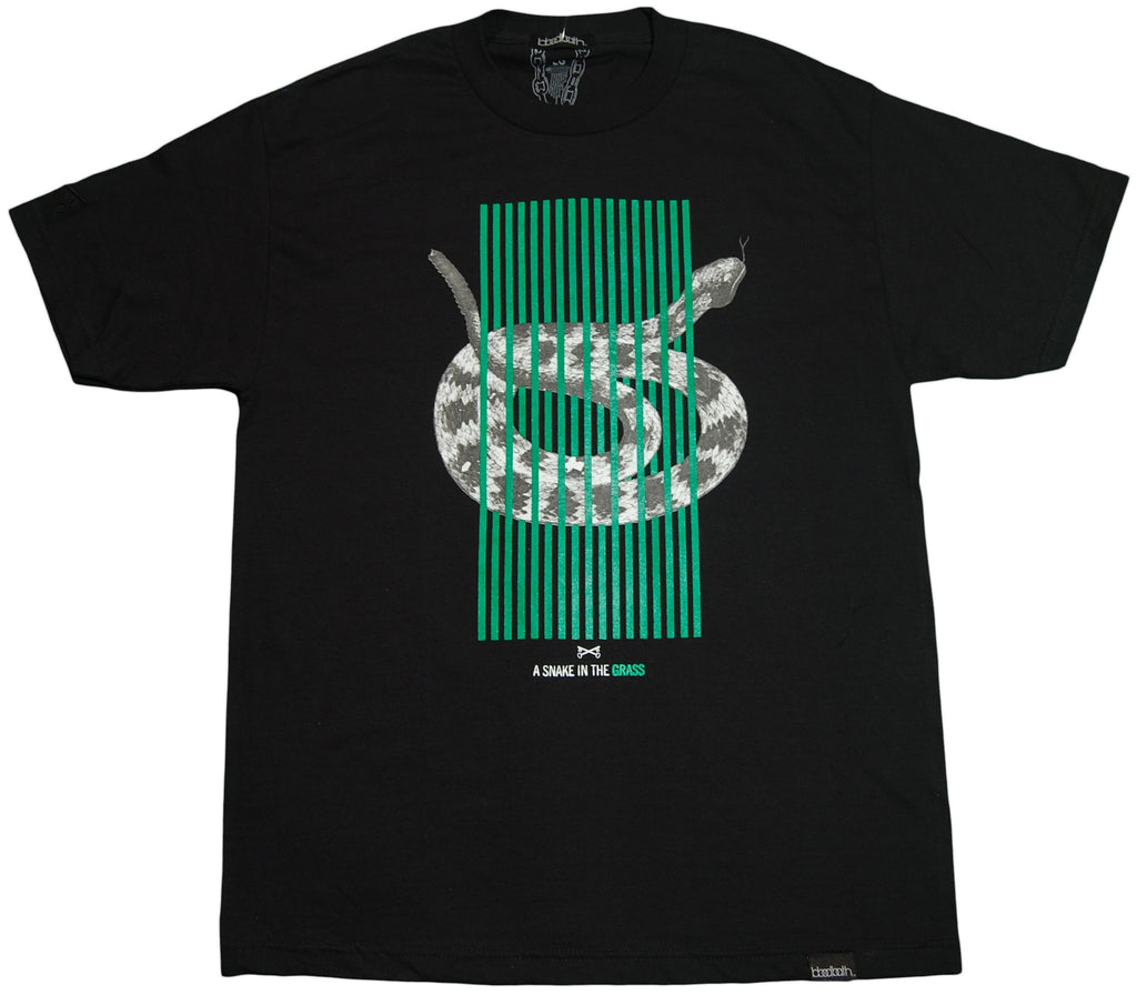 <!--2011050303-->Bloodbath - 'Snake In The Grass' [(Black) T-Shirt]