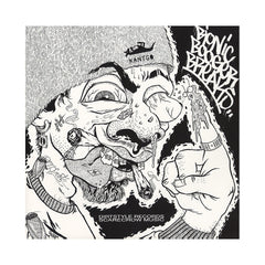 Darth Fader & Scarecrow Willy - 'Bionic Booger Breaks' [(Black) Vinyl LP]