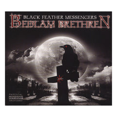 Bedlam Brethren - 'Black Feather Messengers' [CD]