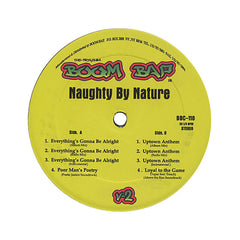"<!--020020101001957-->Naughty By Nature b/w 2Pac - 'Everything's Gonna Be Alright/ Poor Man's Poetry/ Uptown Anthem b/w Loyal To The Game' [(Black) 12"""" Vinyl Single]"