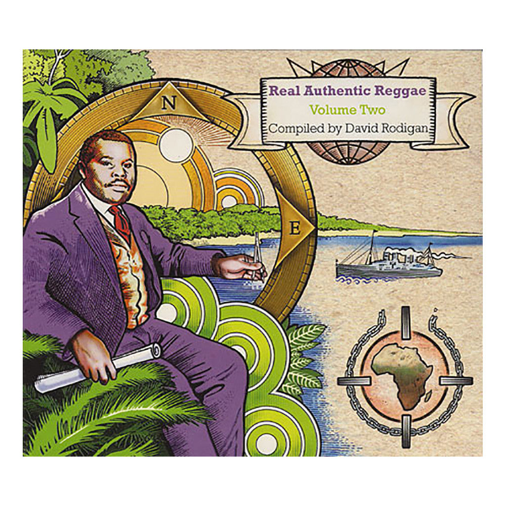 <!--2009033147-->David Rodigan - 'Real Authentic Reggae Vol. 2' [CD]