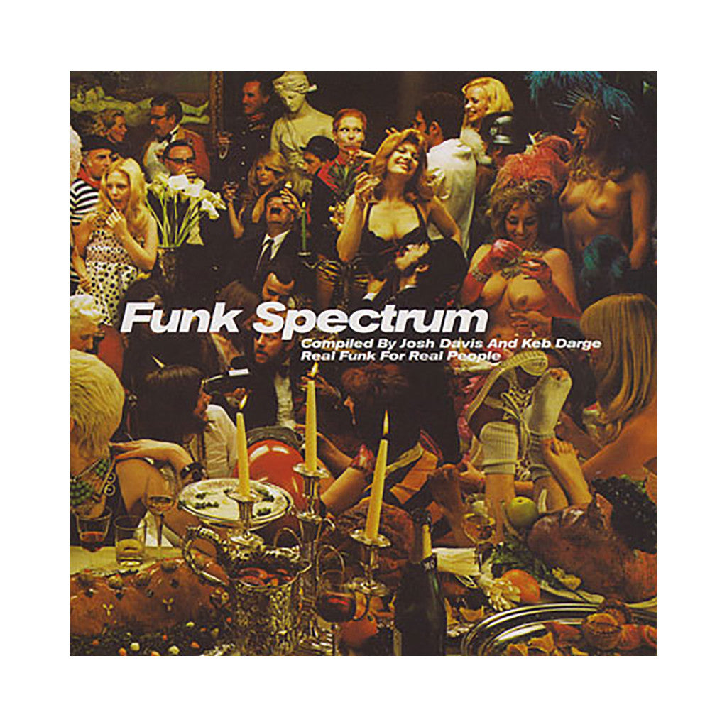 Various Artists (Compiled By: DJ Shadow & Keb Darge) - 'Funk Spectrum Vol. 1' [CD]