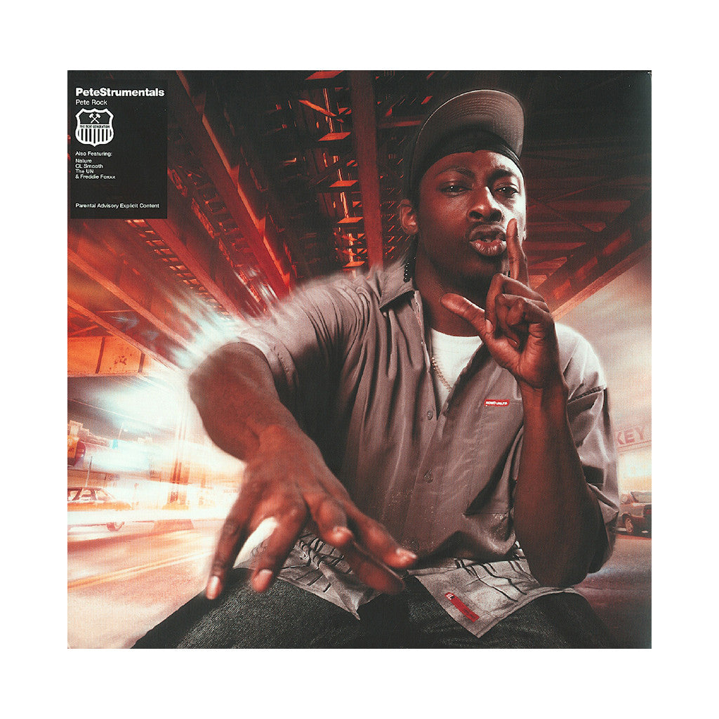 <!--120130226011730-->Pete Rock - 'PeteStrumentals' [(Black) Vinyl [2LP]]