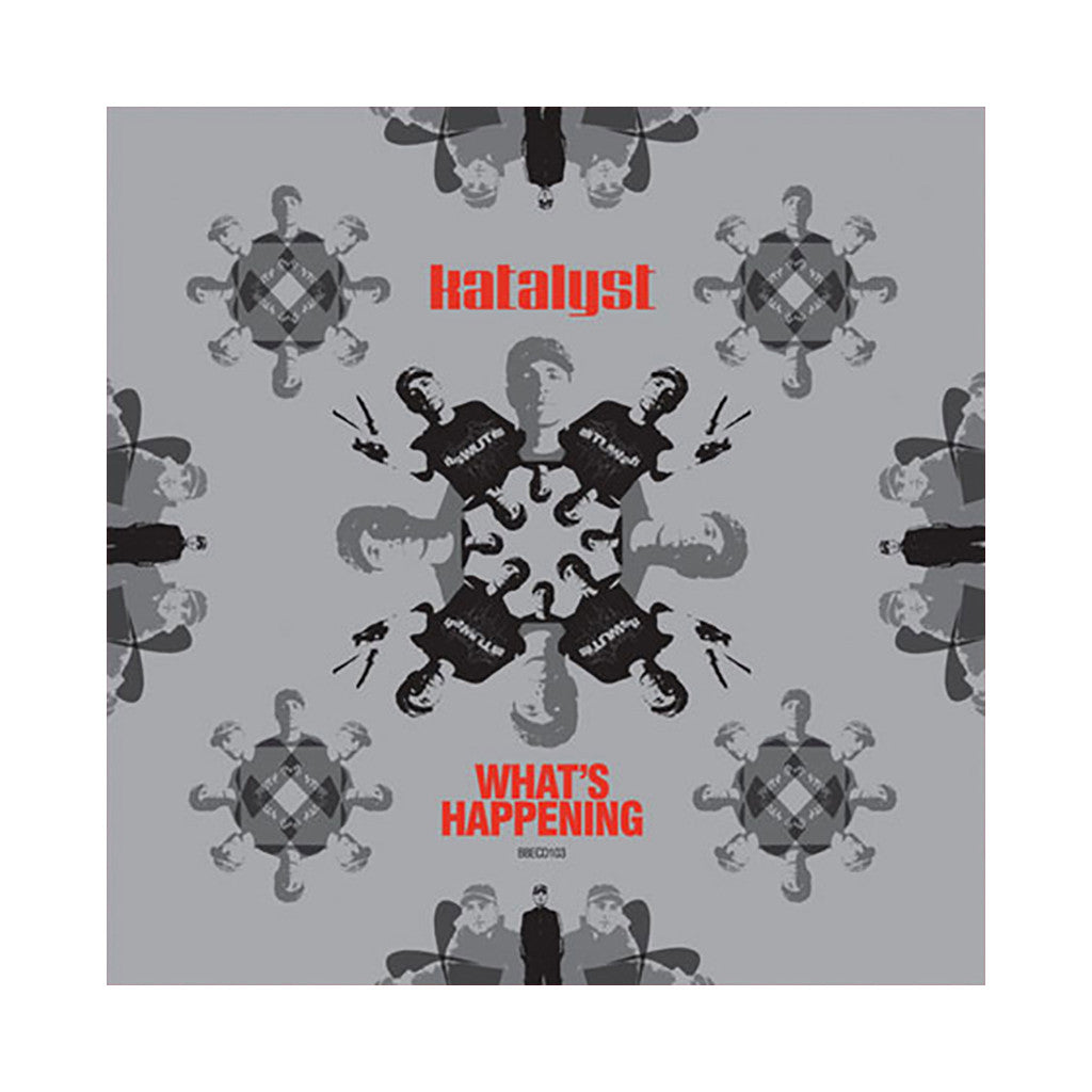 Katalyst - 'What's Happening' [CD]