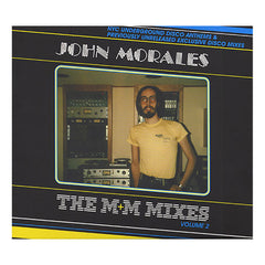 <!--020110329028065-->John Morales - 'The M+M Mixes Vol. 2: NYC Underground Disco Anthems & Previously Unreleased Exclusive Disco Mixes' [CD [2CD]]