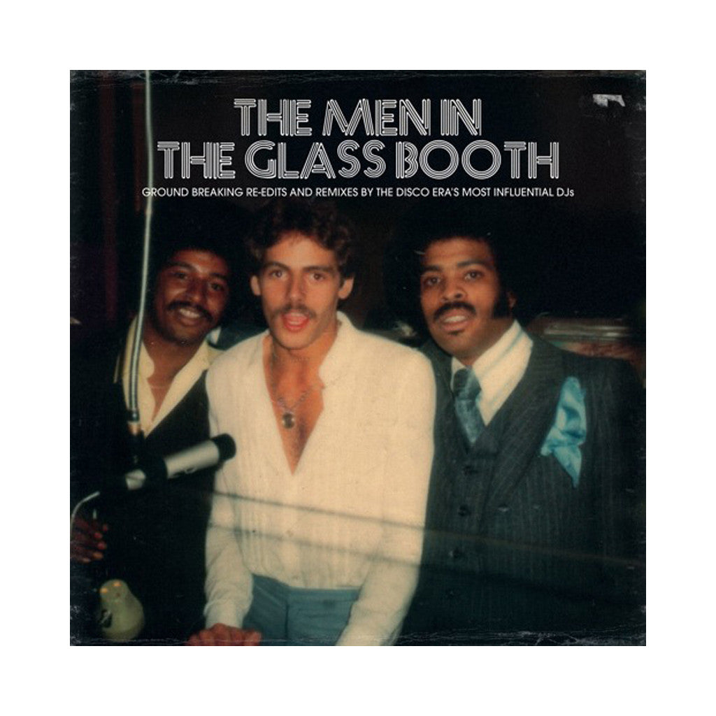 Various Artists (Compiled By: Al Kent) - 'The Men in the Glass Booth Pt. A' [(Black) Vinyl [5LP]]