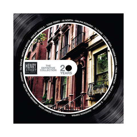 "[""Various Artists - '20 Years Of Henry Street Music: The Definitive Collection' [CD [5CD]]""]"