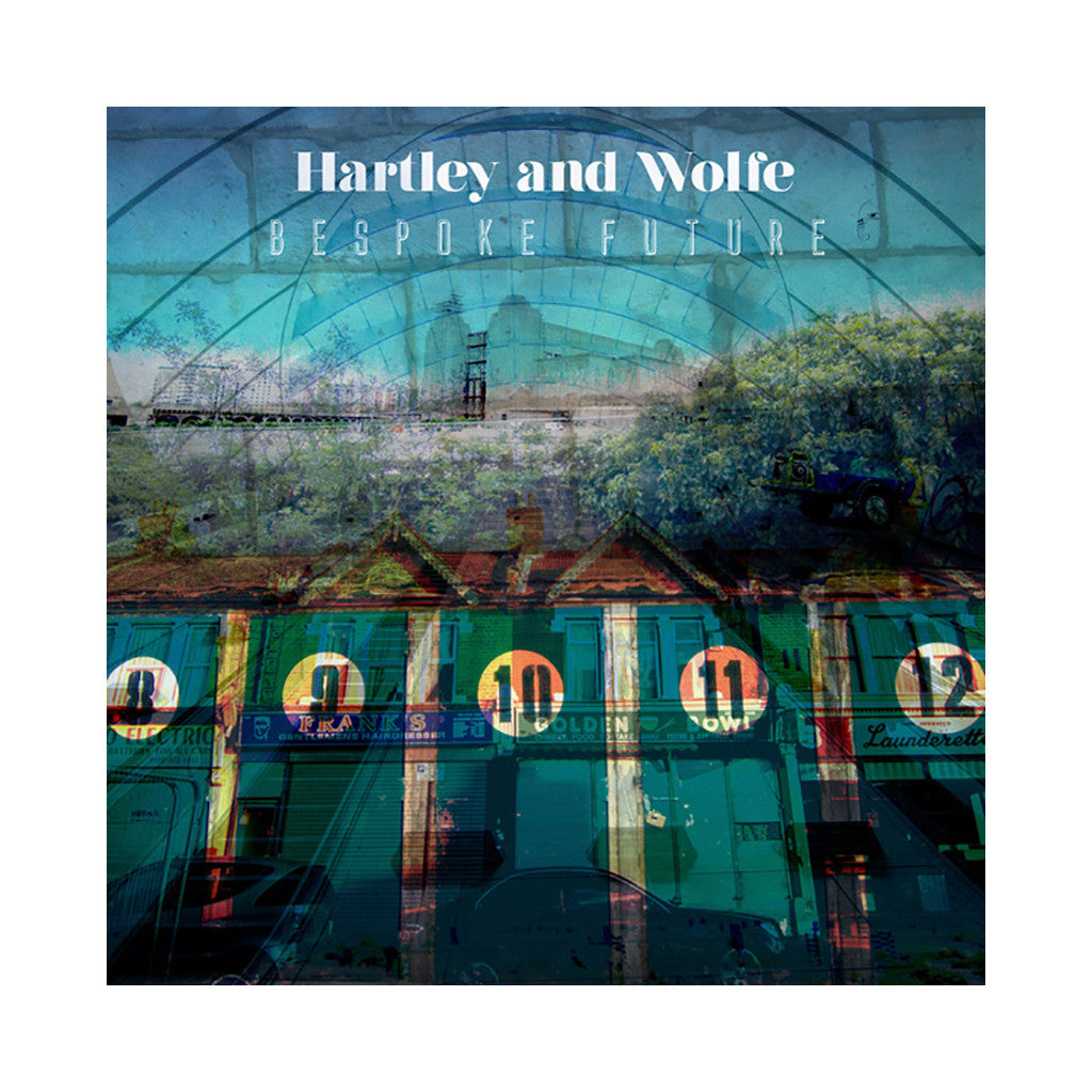 <!--120131126003187-->Hartley & Wolfe - 'Bespoke Future' [CD]