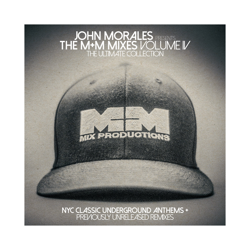 John Morales Presents - 'The M+M Mixes Vol. 4: The Ultimate Collection (NYC Classic Underground Anthems)' [CD [4CD]]