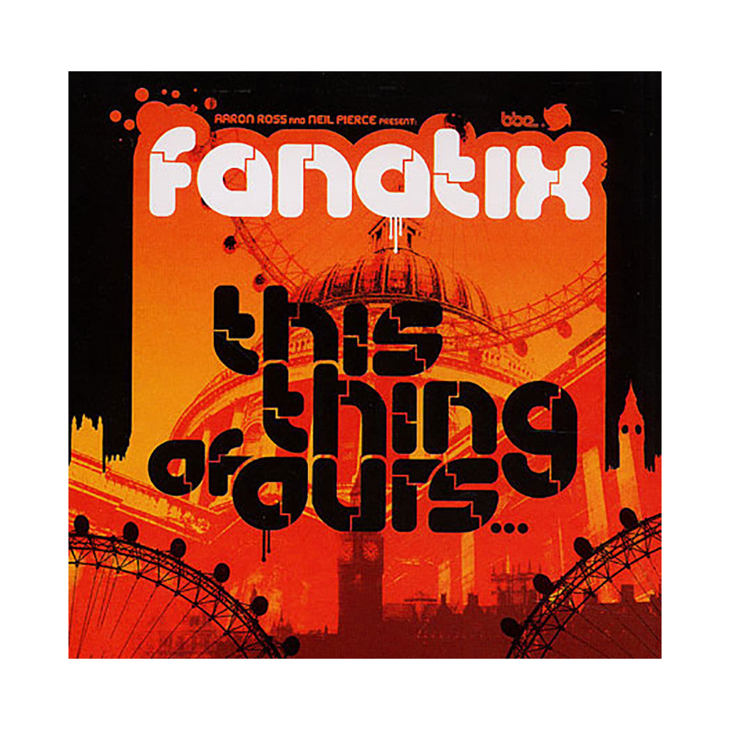 <!--120080624013443-->Fanatix - 'This Thing Of Ours' [CD]