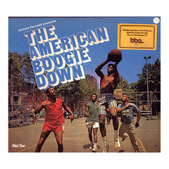 <!--020080408013179-->Jerome Derradji Presents - 'The American Boogie Down' [CD [2CD]]