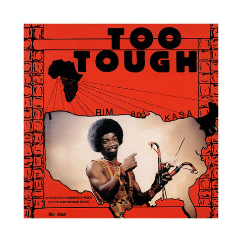 Rim Kwaku Obeng - 'Too Tough/ I'm Not Going To Let You Go' [(Black) Vinyl [2LP]]