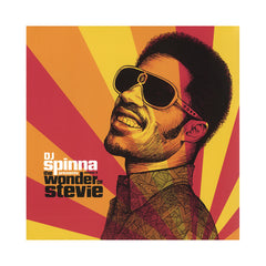 DJ Spinna Presents - 'The Wonder Of Stevie Vol. 3' [(Black) Vinyl [2LP]]