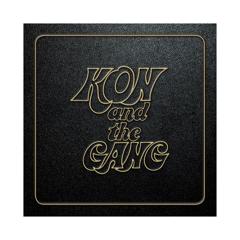"[""Various Artists (Compiled By: Kon) - 'Kon & The Gang' [(Black) Vinyl [2LP]]""]"