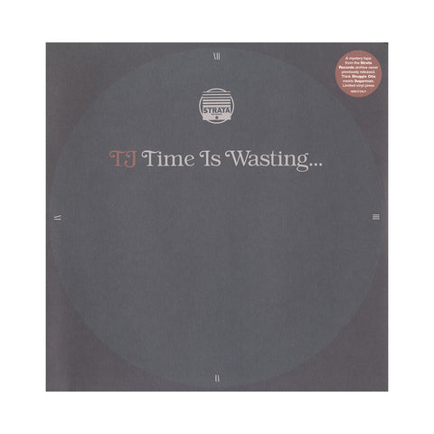 "TJ - 'Time Is Wasting... EP' [(Black) 10"" Vinyl Single]"