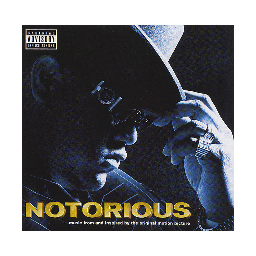 The Notorious B.I.G. - 'Notorious (Original Soundtrack)' [CD]