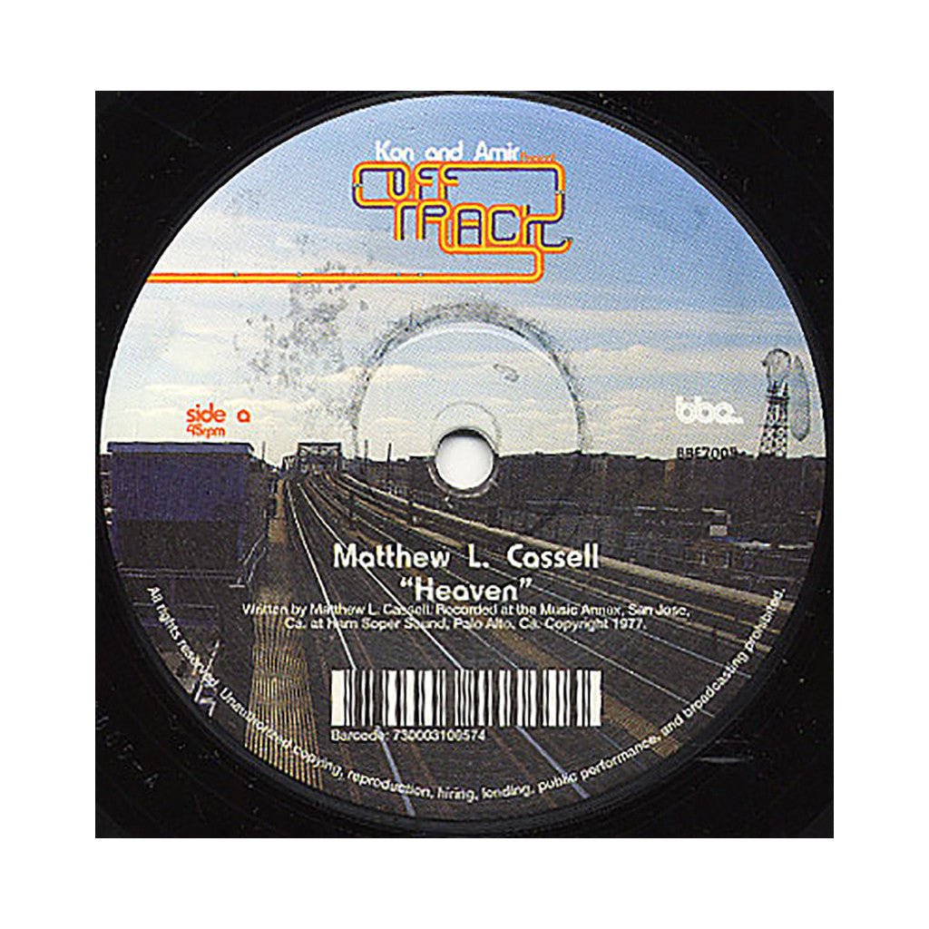 <!--2008070129-->Matthew L. Cassell - 'Heaven' [Streaming Audio]