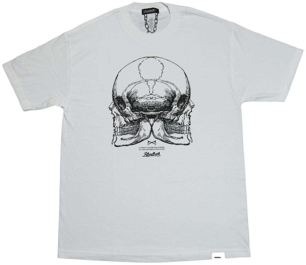 <!--2011101834-->Bloodbath - 'Duality' [(White) T-Shirt]
