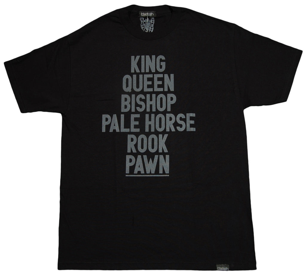 <!--2012111319-->Bloodbath - 'Chess Boxer' [(Black) T-Shirt]