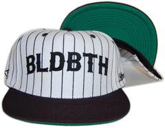 <!--020121113051950-->Bloodbath - 'League' [(White) Snap Back Hat]