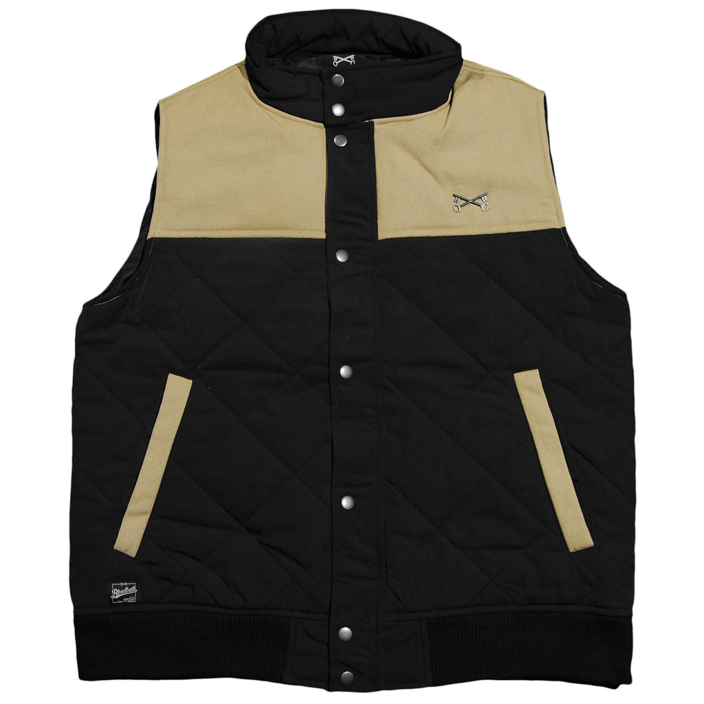 <!--2012111337-->Bloodbath - 'Ozark Quilted' [(Black) Vest]