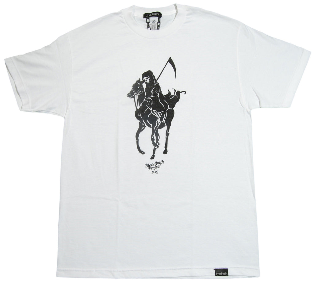 <!--2012111324-->Bloodbath - 'Pale Horse' [(White) T-Shirt]