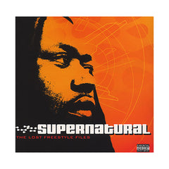 <!--020030325000981-->Supernatural - 'The Lost Freestyle Files' [CD]