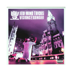 Jedi Mind Tricks - 'Visions Of Gandhi' [(Dark Purple) Vinyl [2LP]]