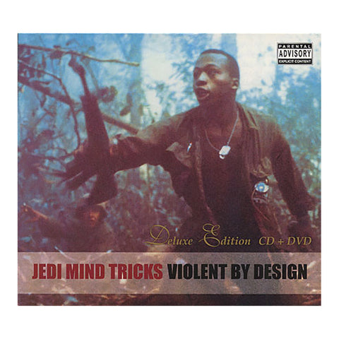 "[""Jedi Mind Tricks - 'Violent By Design' [CD]""]"