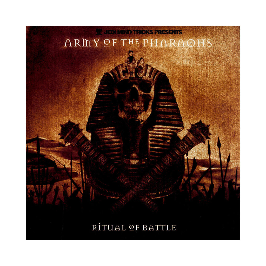 Army Of The Pharaohs - 'Ritual Of Battle' [(Black) Vinyl [2LP]]