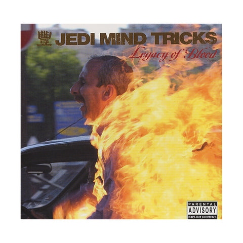 "[""Jedi Mind Tricks - 'Legacy Of Blood' [CD]""]"