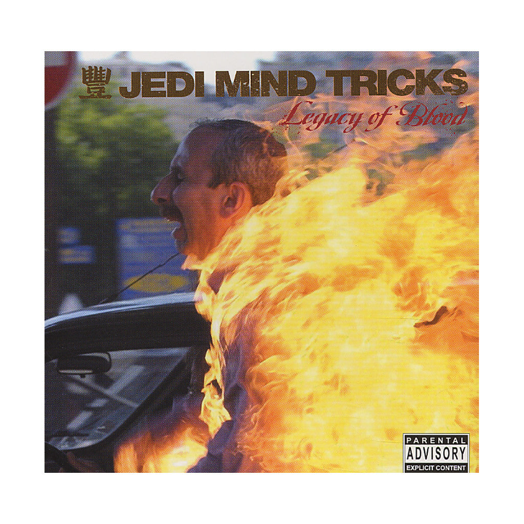 <!--2005022750-->Jedi Mind Tricks - 'The Age Of Sacred Terror' [Streaming Audio]
