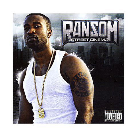 Ransom - 'Street Cinema' [CD]