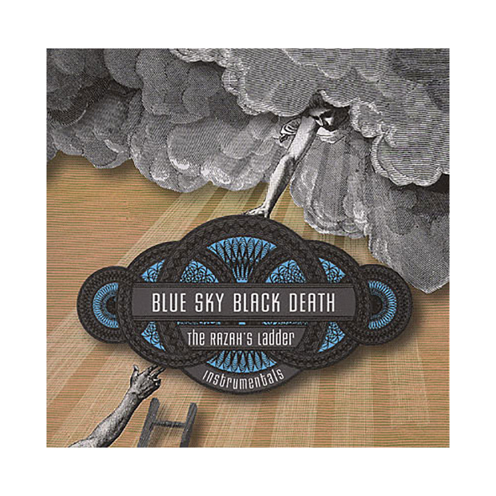Blue Sky Black Death & Hell Razah - 'Razah's Ladder (Instrumentals)' [CD]