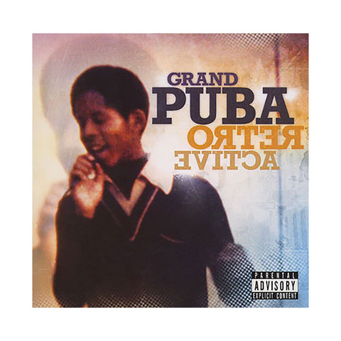 Grand Puba - 'Retroactive' [CD]