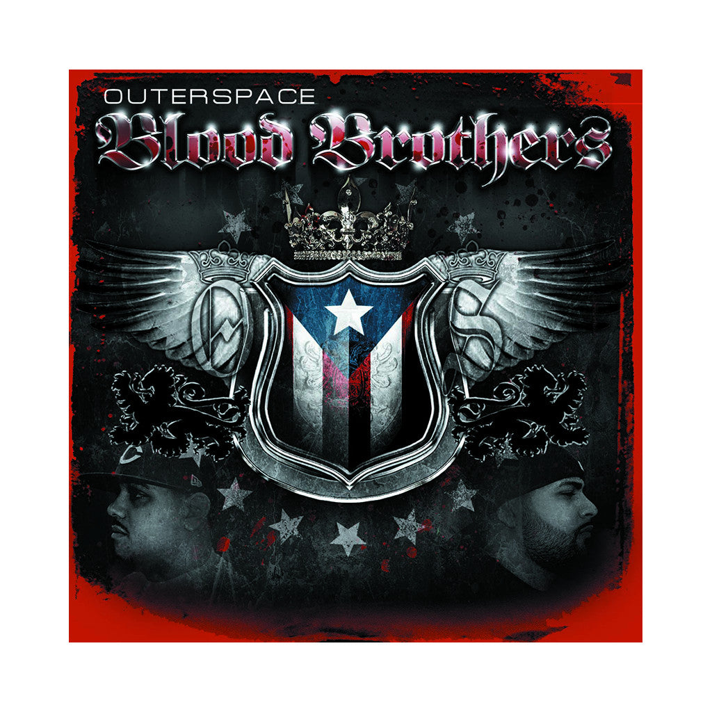 <!--2006090500-->Outerspace - 'Blood Brothers' [CD]