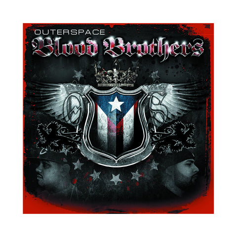 "[""Outerspace - 'Blood Brothers' [(Black) Vinyl [2LP]]""]"