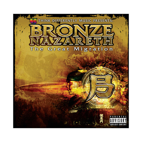"[""Bronze Nazareth - 'The Great Migration' [CD]""]"