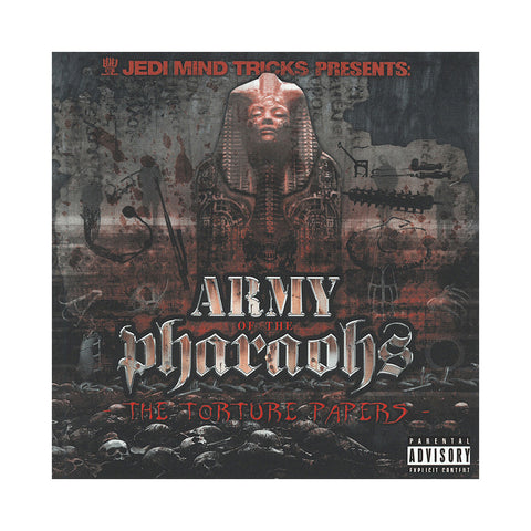 "[""Army Of The Pharaohs - 'The Torture Papers' [CD]""]"
