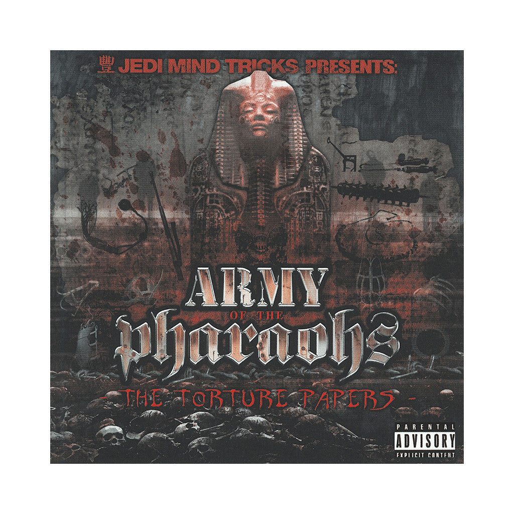 <!--020060411007177-->Army Of The Pharaohs - 'The Torture Papers' [(Black) Vinyl [2LP]]