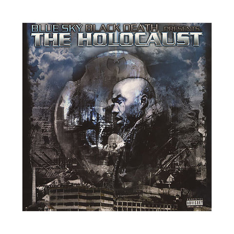 "[""Holocaust w/ Blue Sky Black Death - 'The Holocaust' [CD]""]"